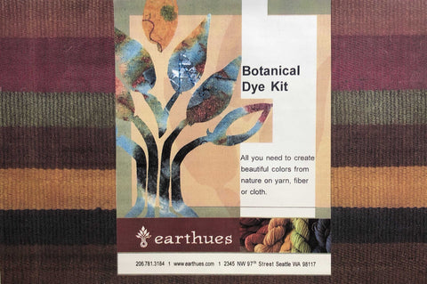 Natural Dyes - Earthues Starter Kit