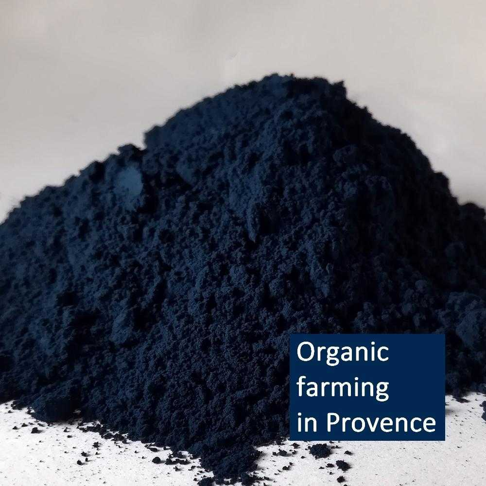 Natural Dyes - Indigo - Japanese Indigo Powder, persicaria tinctoria