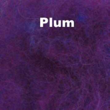 Harrisville Wool Fleece Plum