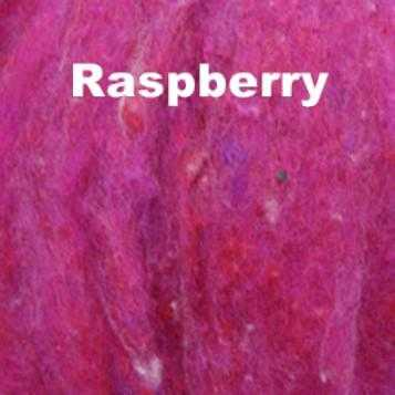 Harrisville Wool Fleece Raspberry