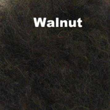 Harrisville Wool Fleece Walnut