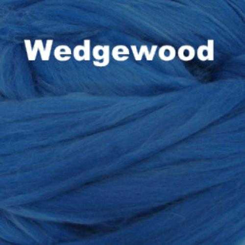 Ashland Bay Solid-colored Merino Wool Wedgewood