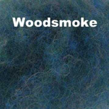 Harrisville Fleece Woodsmoke