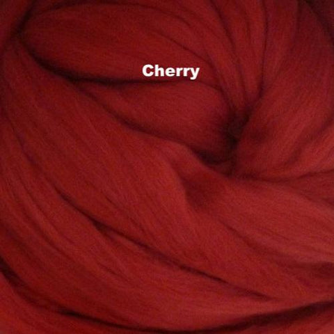 Ashland Bay Solid-colored Merino Wool - The Reds