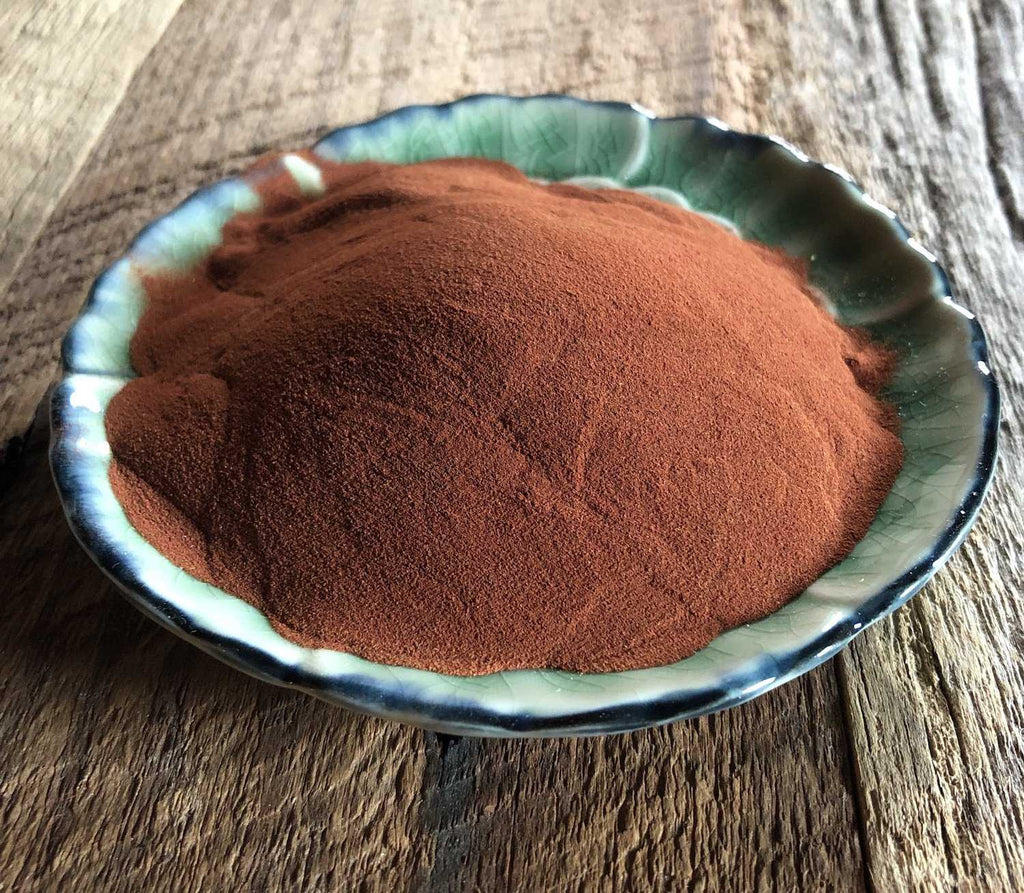 Natural Dyes - Kamala Powder | The Yarn Tree - fiber, yarn and natural dyes