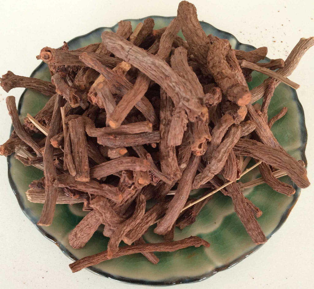 Natural Dyes - Madder Root Whole