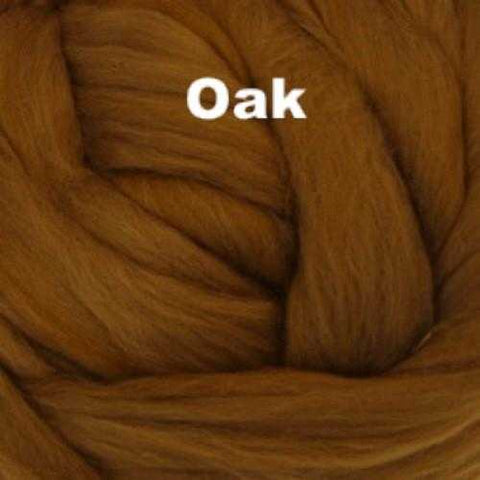 Ashland Bay Solid-colored Merino Wool Oak
