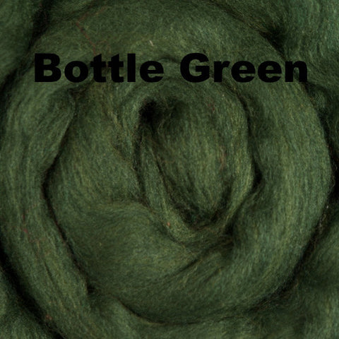 Ashland Bay Solid-colored Merino Wool Bottle Green