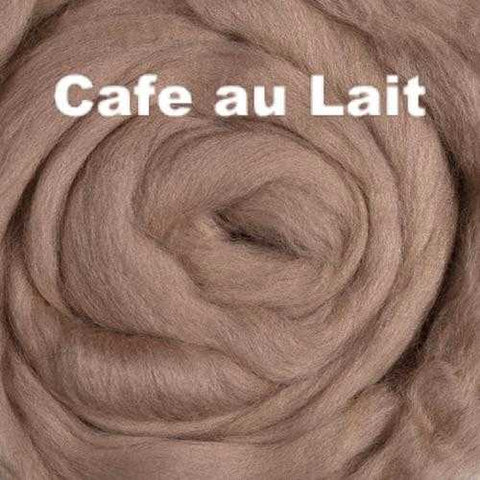 Ashland Bay Solid-colored Merino Wool Cafe au Lait
