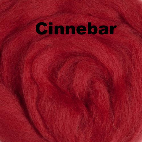Ashland Bay Solid-colored Merino Wool Cinnebar