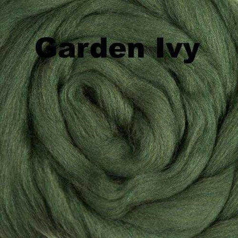 Ashland Bay Solid-colored Merino Wool Garden Ivy