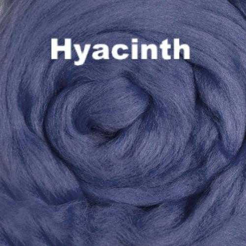 Ashland Bay Solid-colored Merino Wool Hyacinth