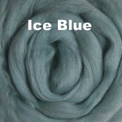 Ashland Bay Solid-colored Merino Wool Ice Blue
