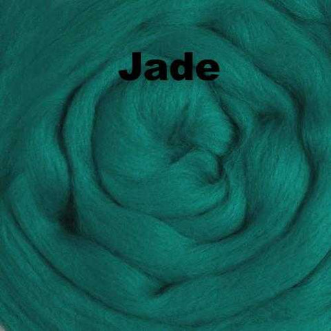 Ashland Bay Solid-colored Merino Wool Jade