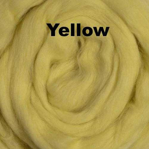 Ashland Bay Solid-colored Merino Wool Yellow