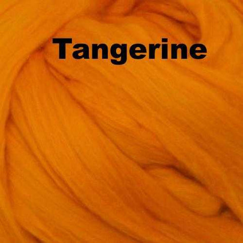 Ashland Bay Solid-colored Merino Wool Tangerine