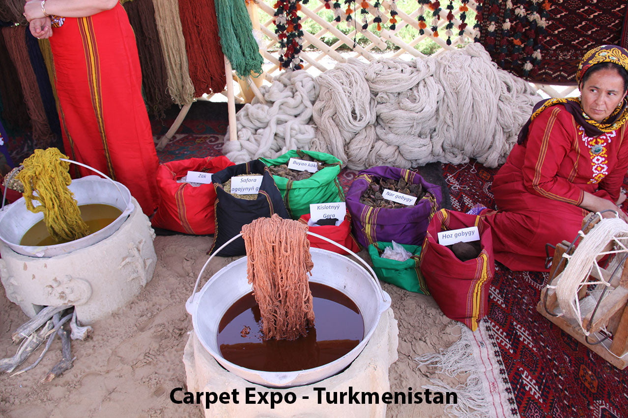 Carpet Expo - Turkmenistan