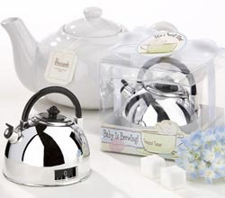 """It's About Time - Baby is Brewing"" Teapot Timer"