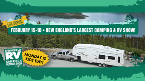 57th Annual Springfield RV Camping and Outdoor Show: Presidents Day Weekend