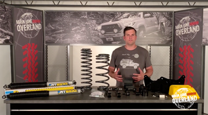 MLO Video: New AEV JL Dualsport RT Kit Unboxing