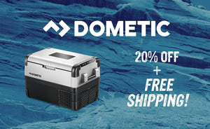 Dometic 20% Off with FREE SHIPPING - Ends 5/27/19!