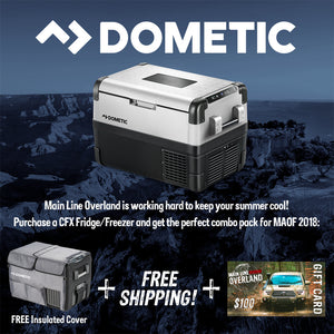 Dometic Combo Pack - Buy Before 8/19/18!