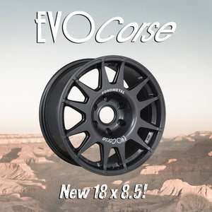 EVO Corse presents the new DakarZero 18