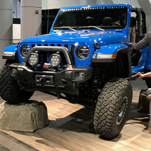 MLO goes to SEMA