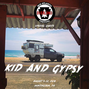 MAOF 2018 Special Guests: Kid And Gypsy!