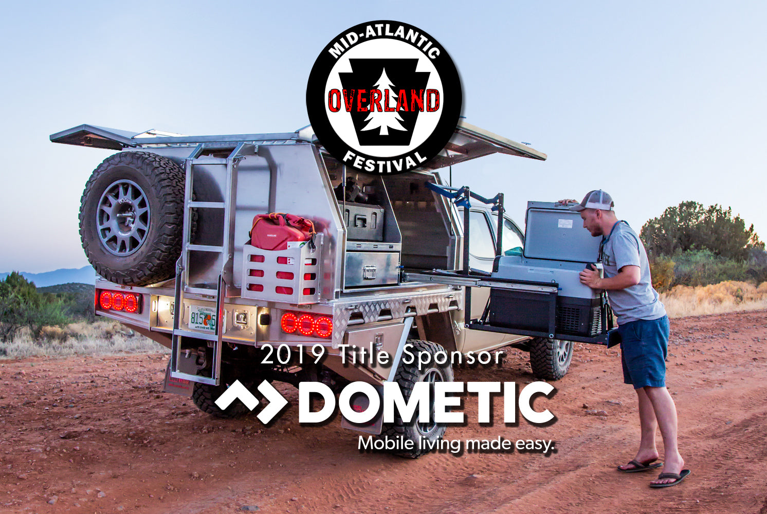 MAOF 2019 Title Sponsor: Dometic