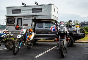 Tackling the Trails with Gear Patrol & Solid Performance KTM