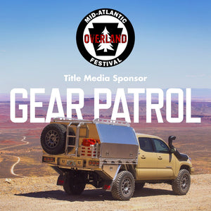 MAOF 2018 Title Media Sponsor - GEAR PATROL