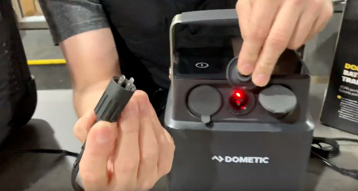 Portable DC Power: Dometic PLB40 and Dometic Fridge Walk-through