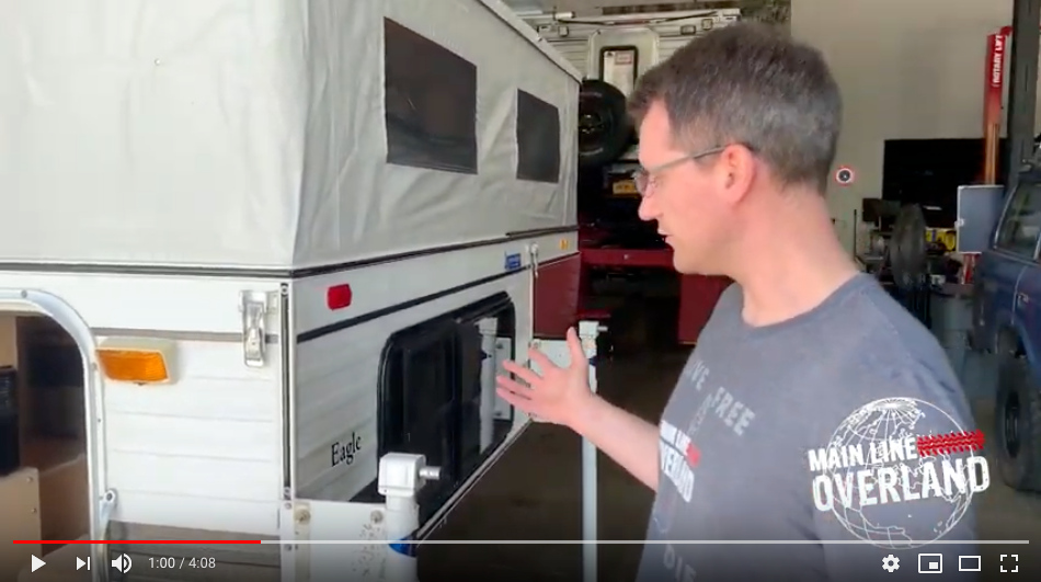 MLO Demo: 2012 Four Wheel Campers Eagle Shell Model