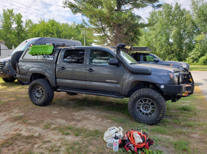 2nd Gen Toyota Tacoma Build