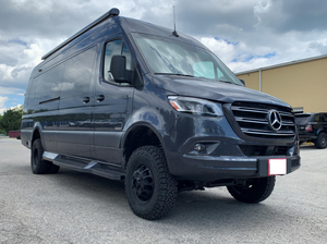 2019 Mercedes-Benz Sprinter Van 3500 Build