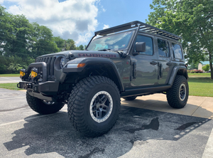2020 EcoDiesel Jeep JL Build