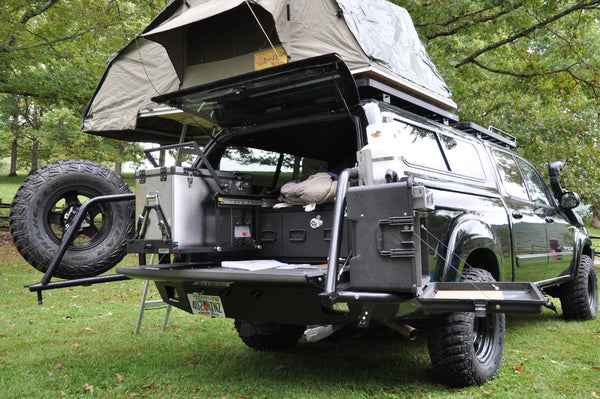 MLO Vehicle Builds - Main Line Overland