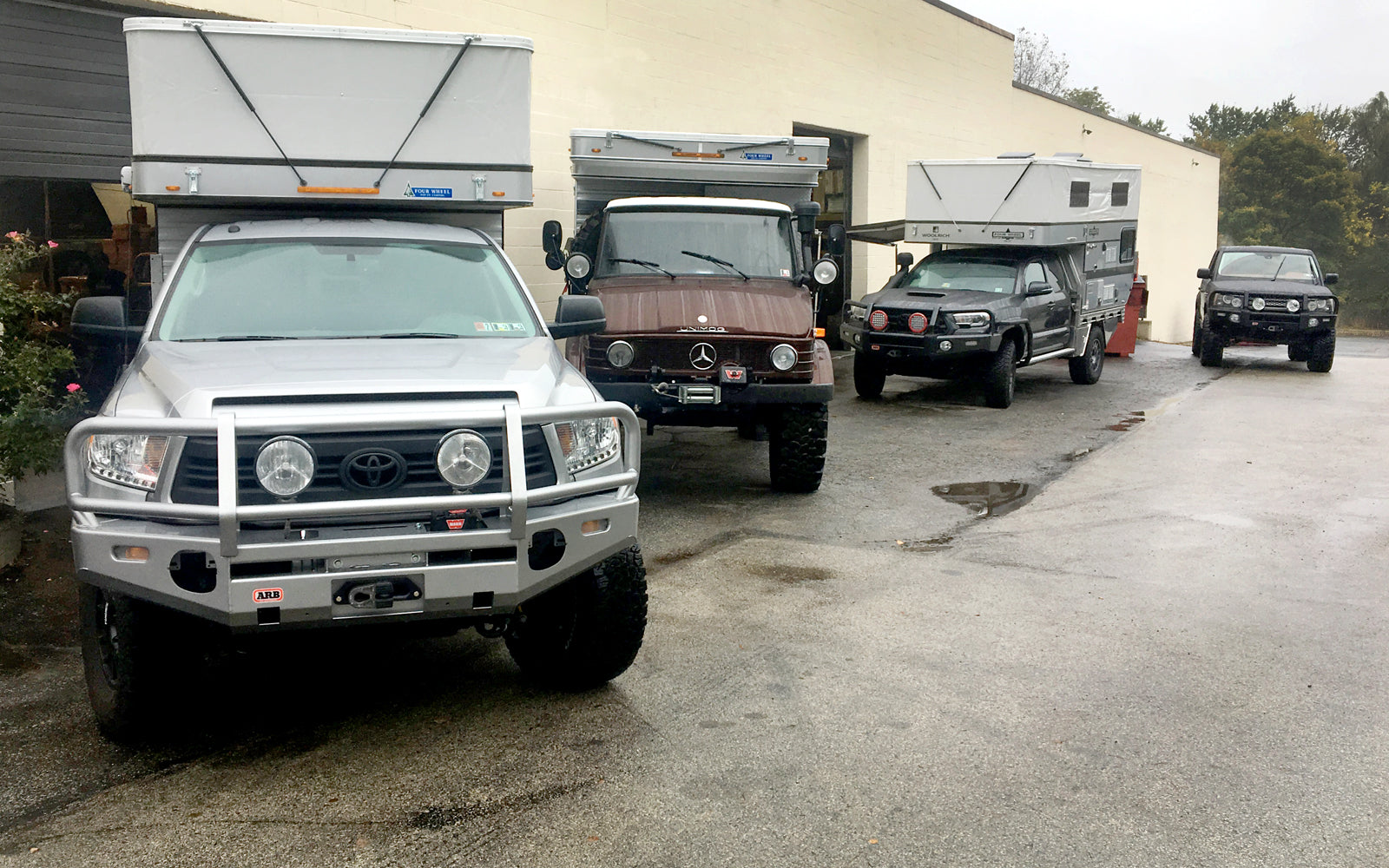 Main Line Overland: Auto, 4x4 Specialist for Cars, Jeeps