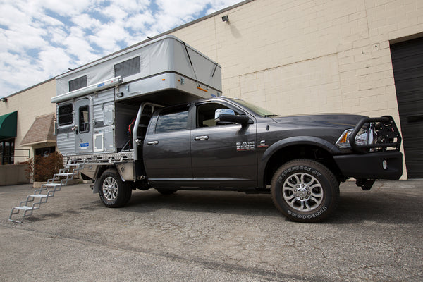 Norweld Four Wheel Campers Main Line Overland