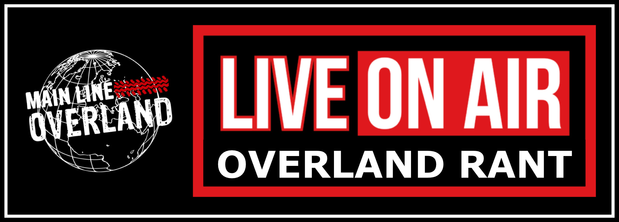 Overland Rant Sale