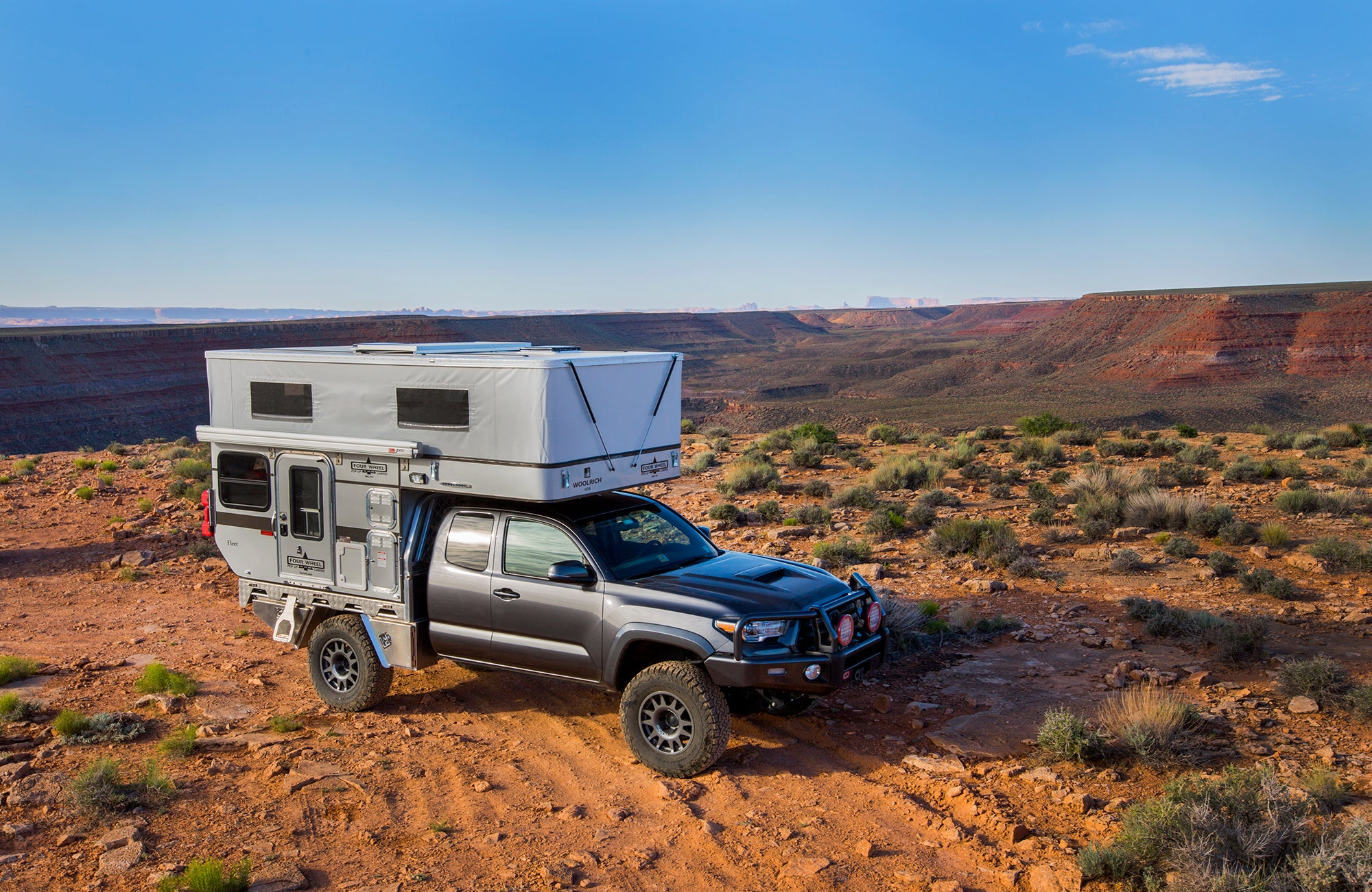 Current Four Wheel Campers Inventory - Main Line Overland