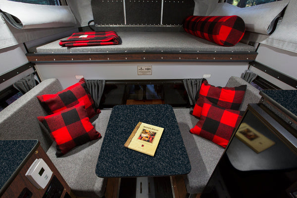 Woolrich Edition Hawk Interior