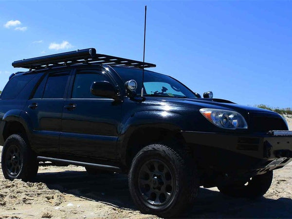 Eezi Awn K9 1.6 Meter Roof Rack System for Toyota 4th Gen ...