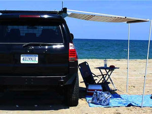 Eezi Awn K9 2.2 Meter Roof Rack System for Toyota 4th Gen 4Runner, 2003-2009 *Free Shipping*