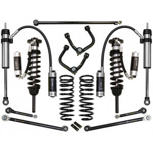 "ICON 2010-UP Toyota 4Runner / GX460 0-3.5"" Suspension System - Stage 7 (Tubular)"