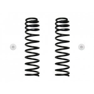 "ICON 2018-UP Jeep JL 2.5"" Front Dual Rate Coil Spring Kit"