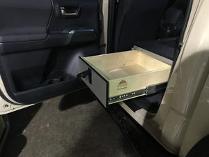 "Goose Gear- Single Drawer Module - (19 3/16"" Wide X 21"") - Deep Version (Toyota Tacoma 2nd Row Delete)"