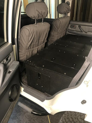 Goose Gear- Ultimate Chef & Sleeping Package For Land Cruiser 80