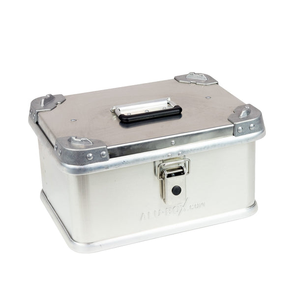 Alu-Box- Aluminum Cases (Multiple Sizes)